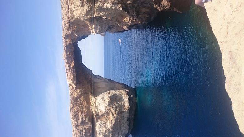 Klubbtur til Gozo.