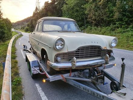 Bilder av 1958 Ford Zephyr