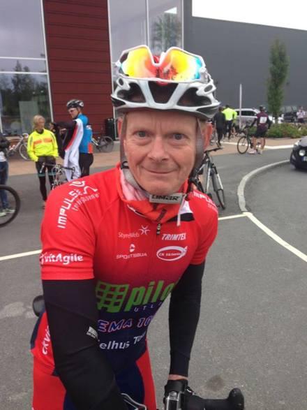 Fra rittet Storsjøen Rundt 2017.