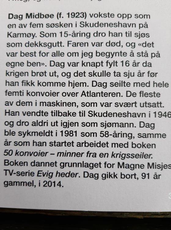 Vandreutstilling Krigsseilerhistorien Dag Midbøe13