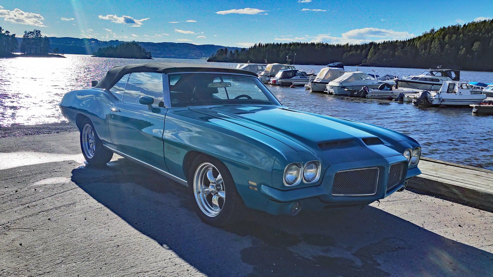001-1971 Pontiac GTO convertible, Eier-medlem 001