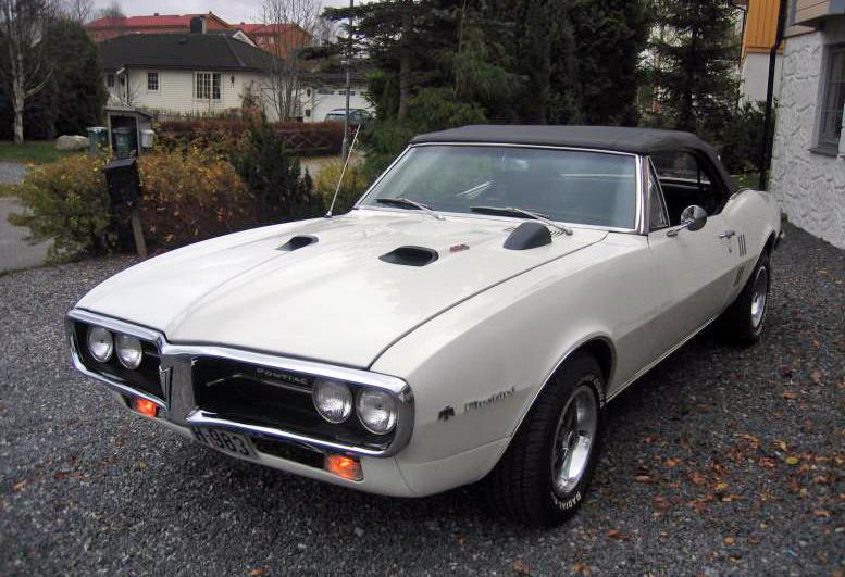 003-1967 Pontiac Firebird convertible 01, Eier, 00