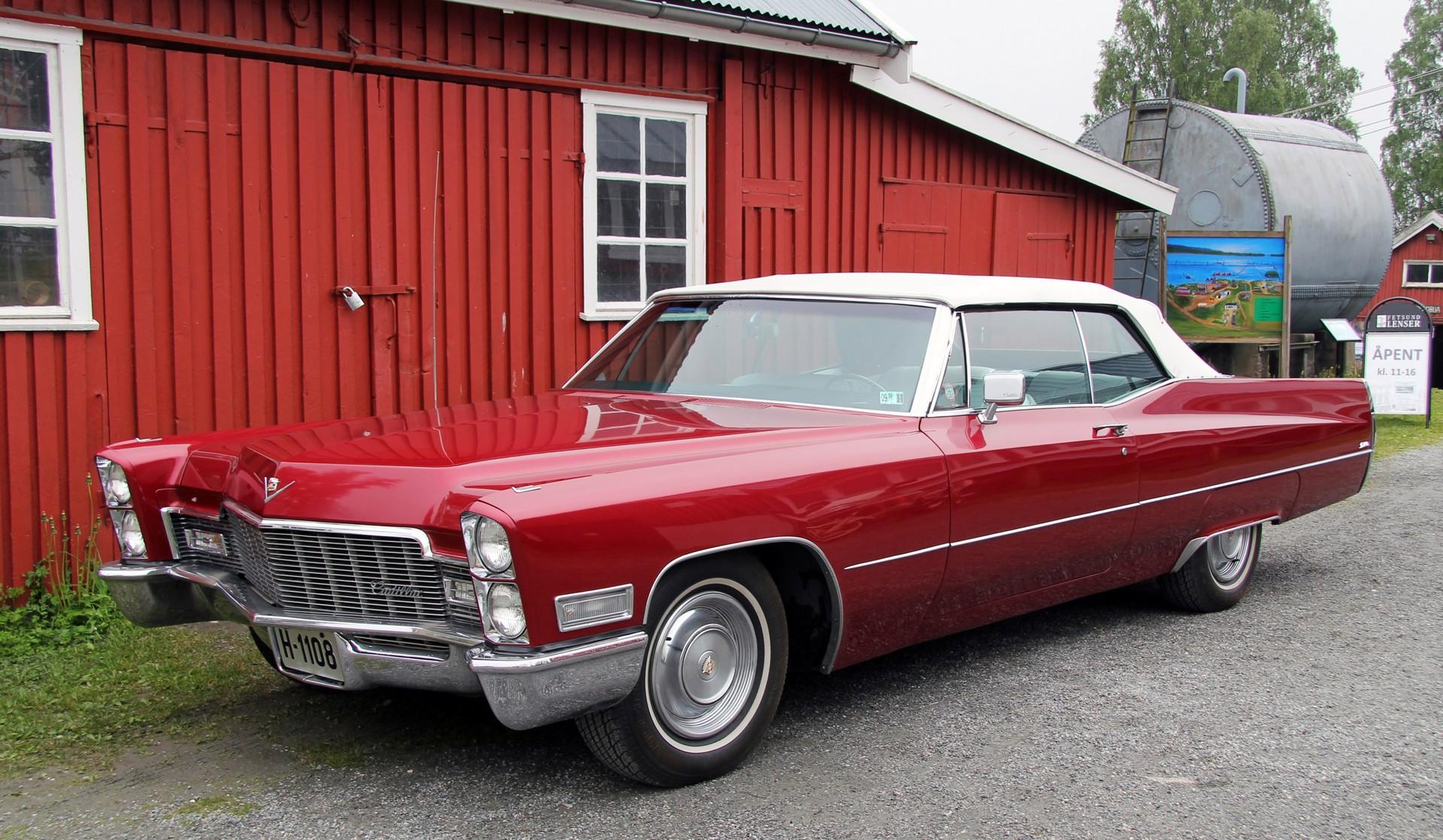 075-1968 Cadillac DeVille convertible 02. Eier- me