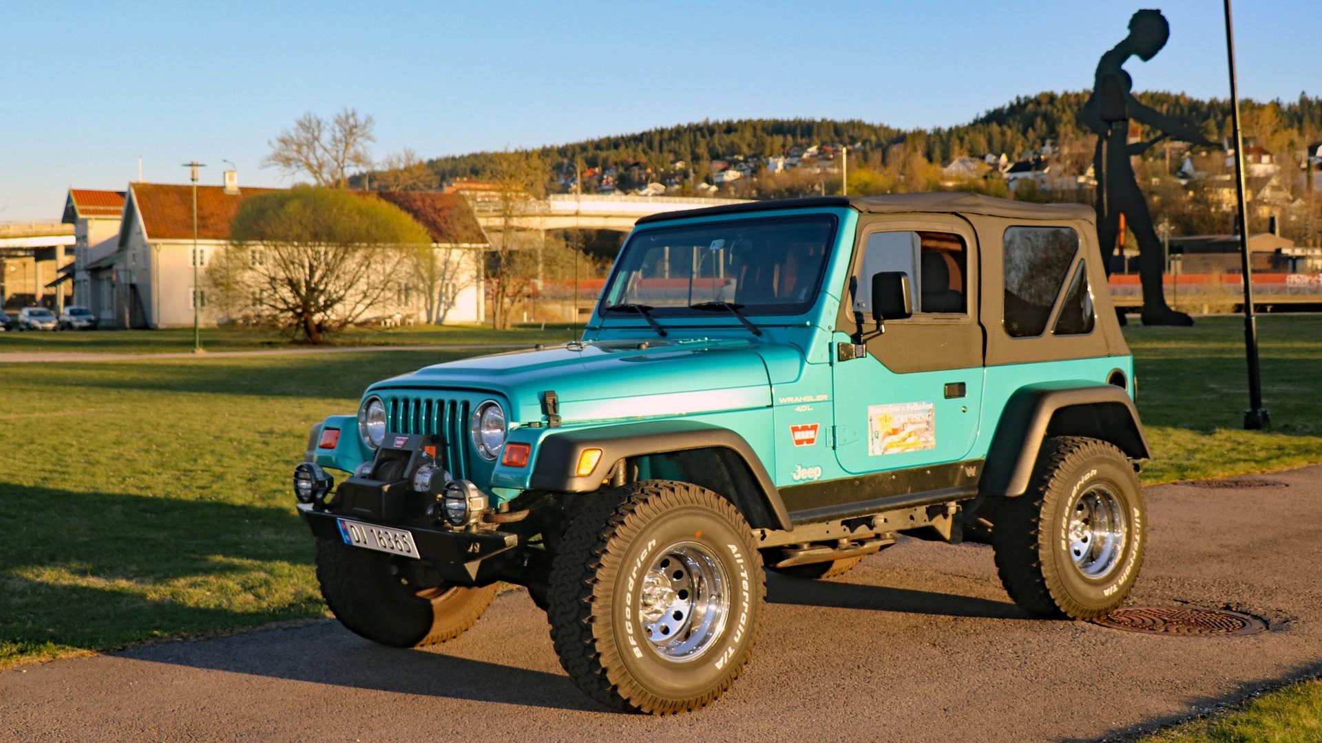 167-1997 Jeep Wrangler TJ 01. Eier- medlem 167 Joh