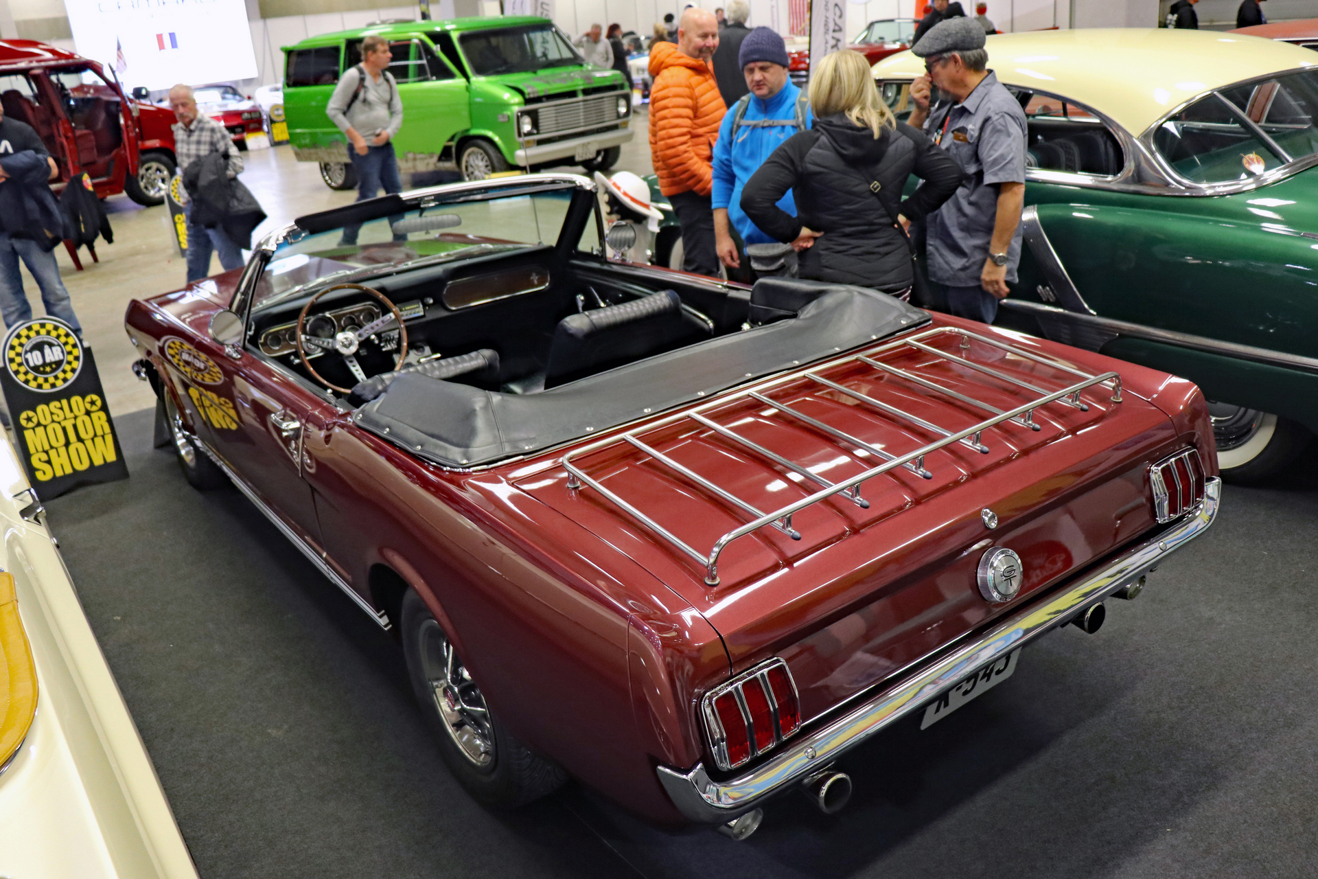 221-1966 Ford Mustang GT K-code convertible 02. Ei