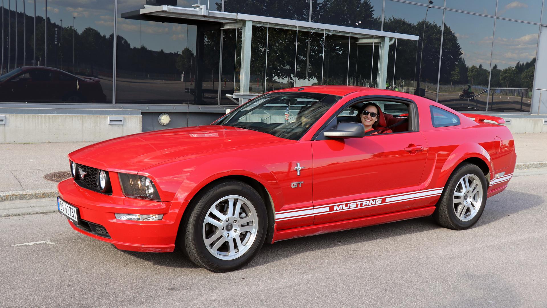 265-2005 Ford Mustang GT 01. Eier- medlem 265 Niko