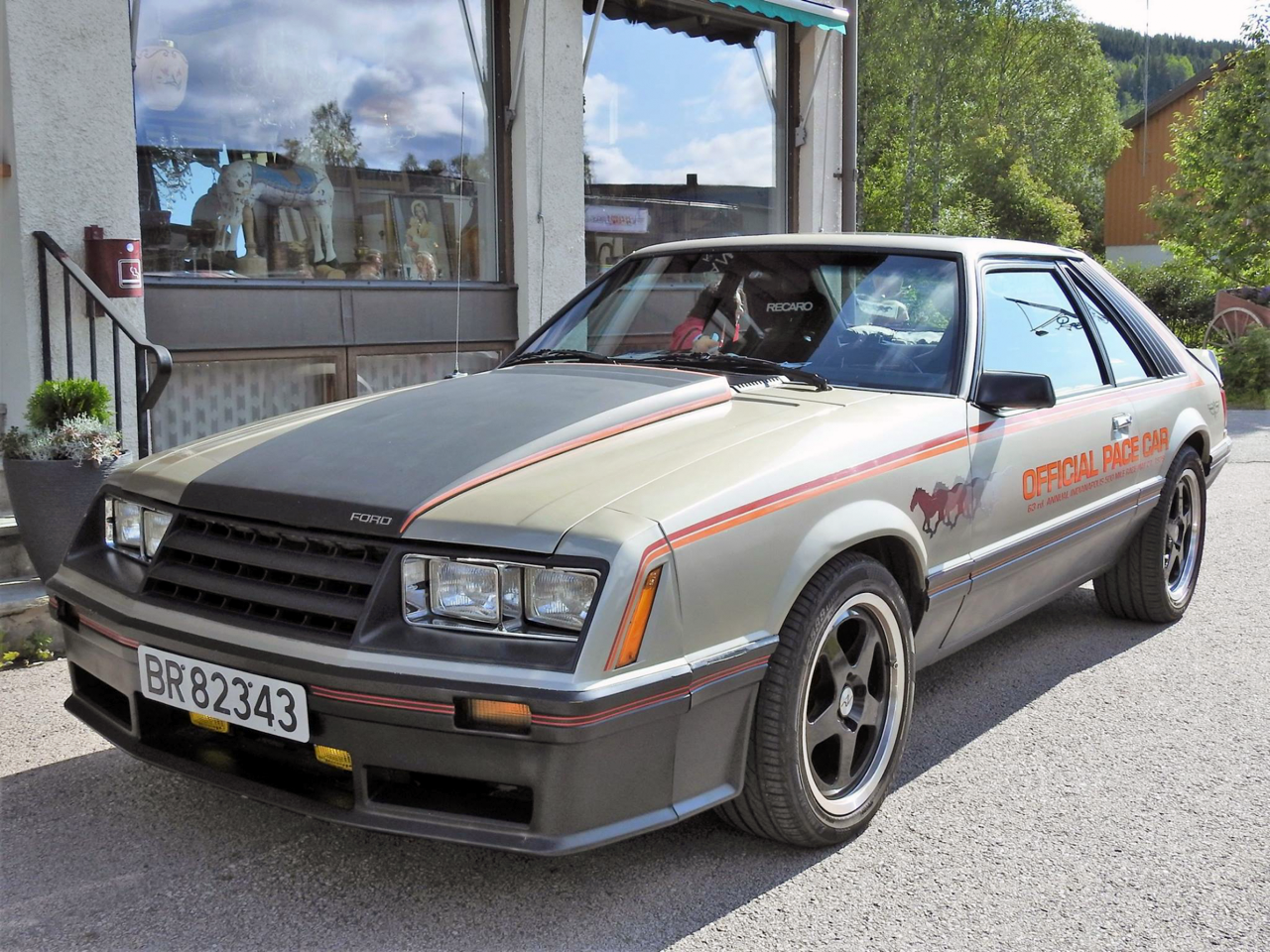 252-1979 Ford Mustang 01. Eier- medlem 252 Morten