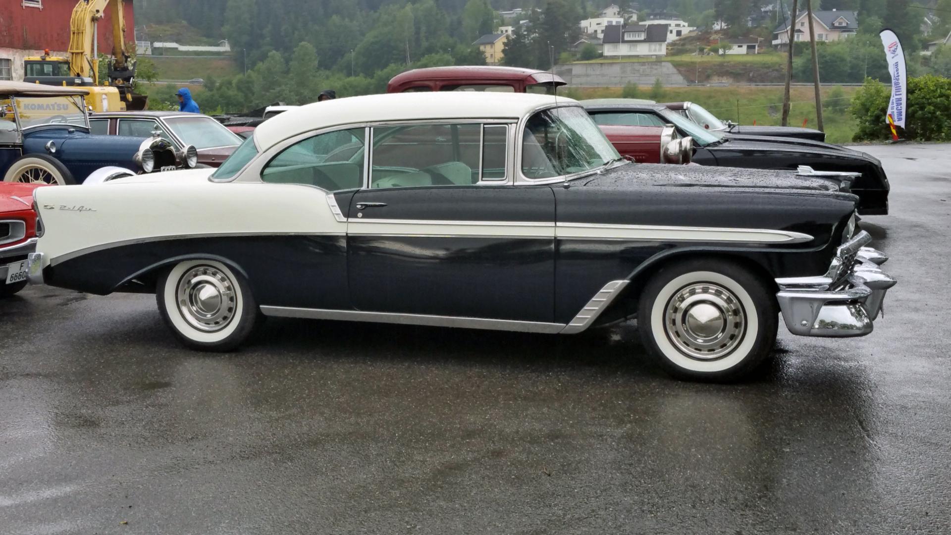 032-1956 Chevrolet BelAir 2dht 01. Eier- medlem 03