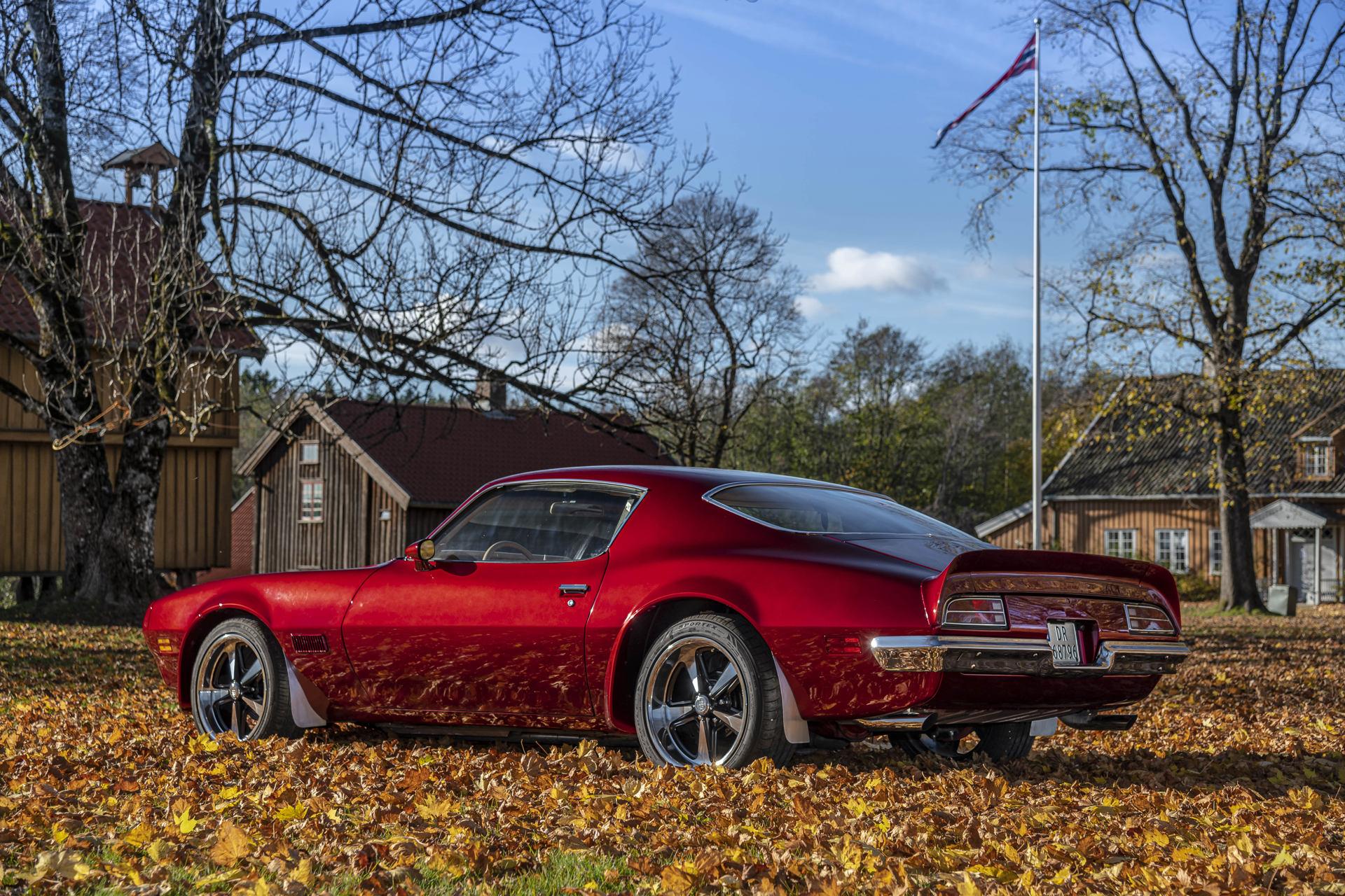 239-1971 Pontiac Firebird 350 03. Eier- medlem 239