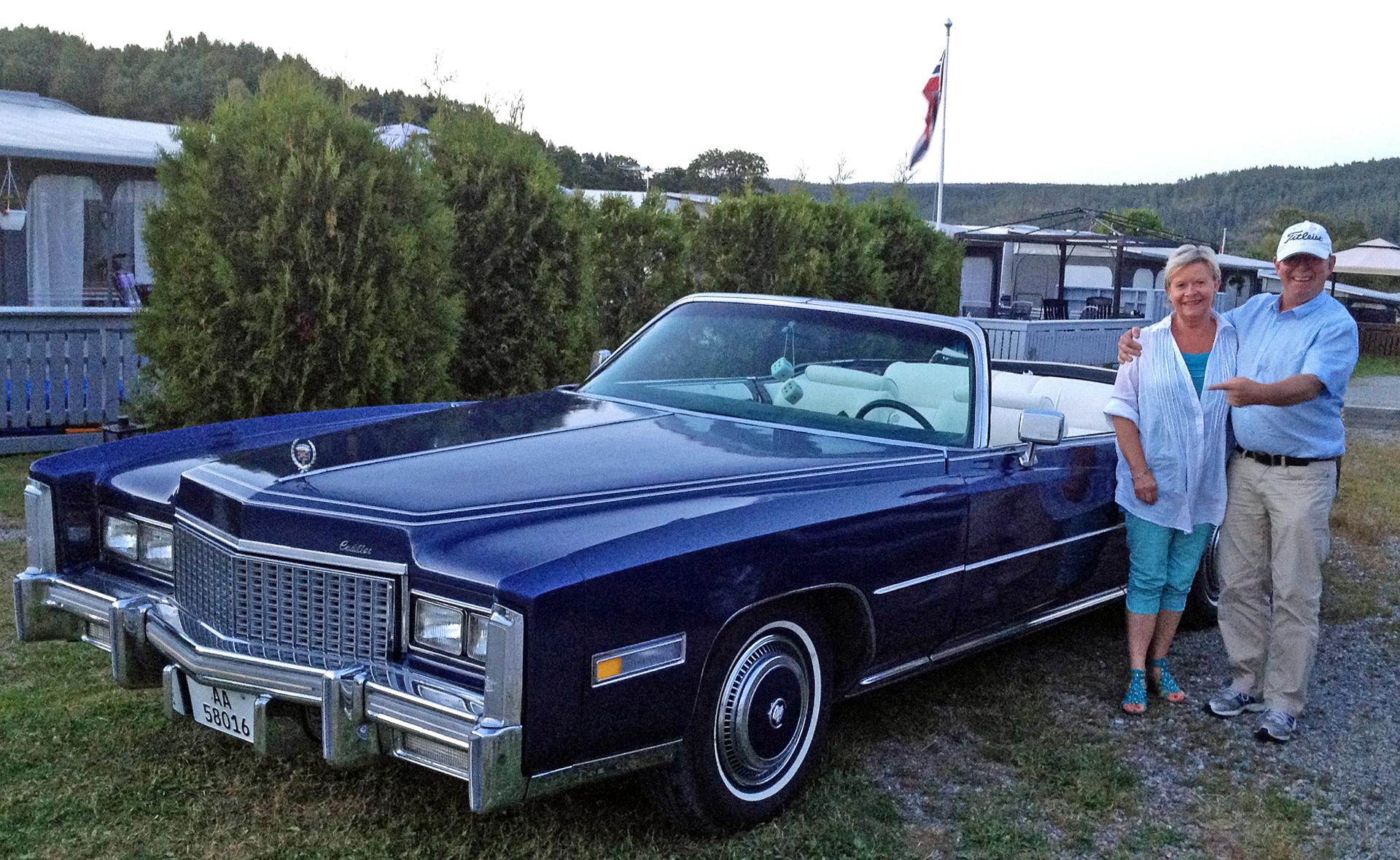 211-1976 Cadillac Fleetwood Eldorado convertible 0