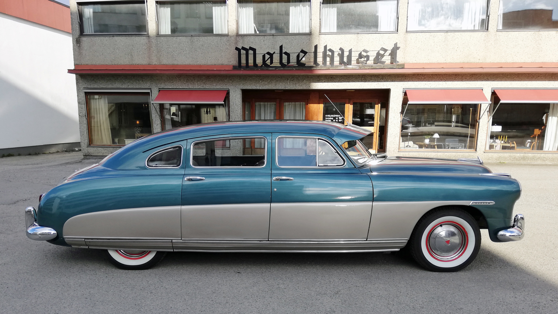 157-1948 Hudson Supersix 01. Eiere- medlem 157 Rit