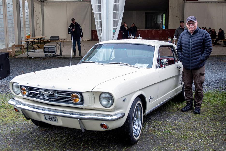 302-1966 Ford Mustang HT 02. Eier- medlem 302 Øyst