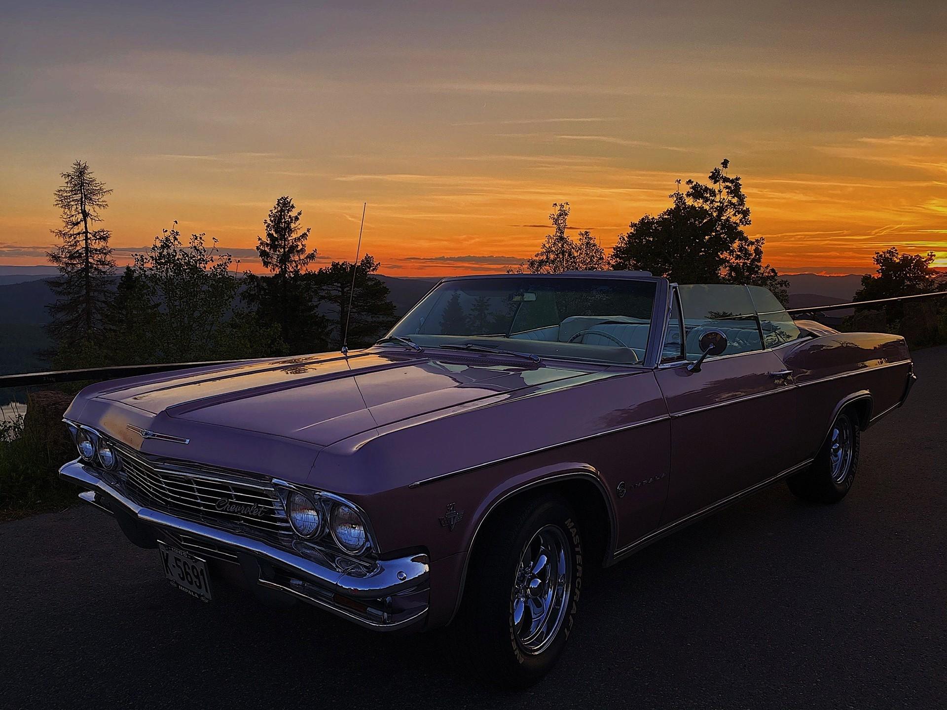 316-1965 Chevrolet Impala convertible 01. Eiere- m