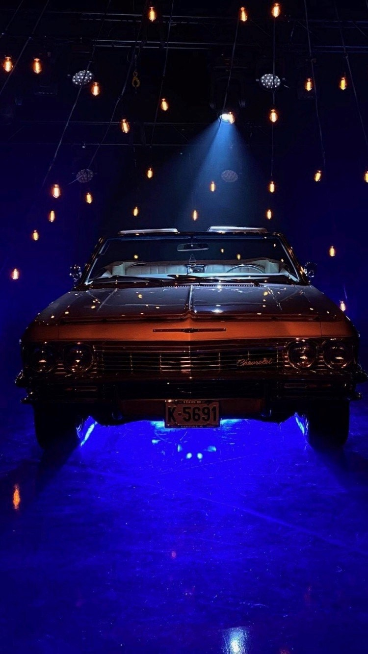 316-1965 Chevrolet Impala convertible 06. Eiere- m