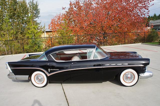 118-1957 Buick Roadmaster 75 01. Eier- medlem 118