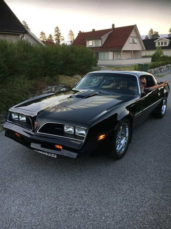 144-1978 Pontiac Trans Am 01. Eier- medlem 144 Tro