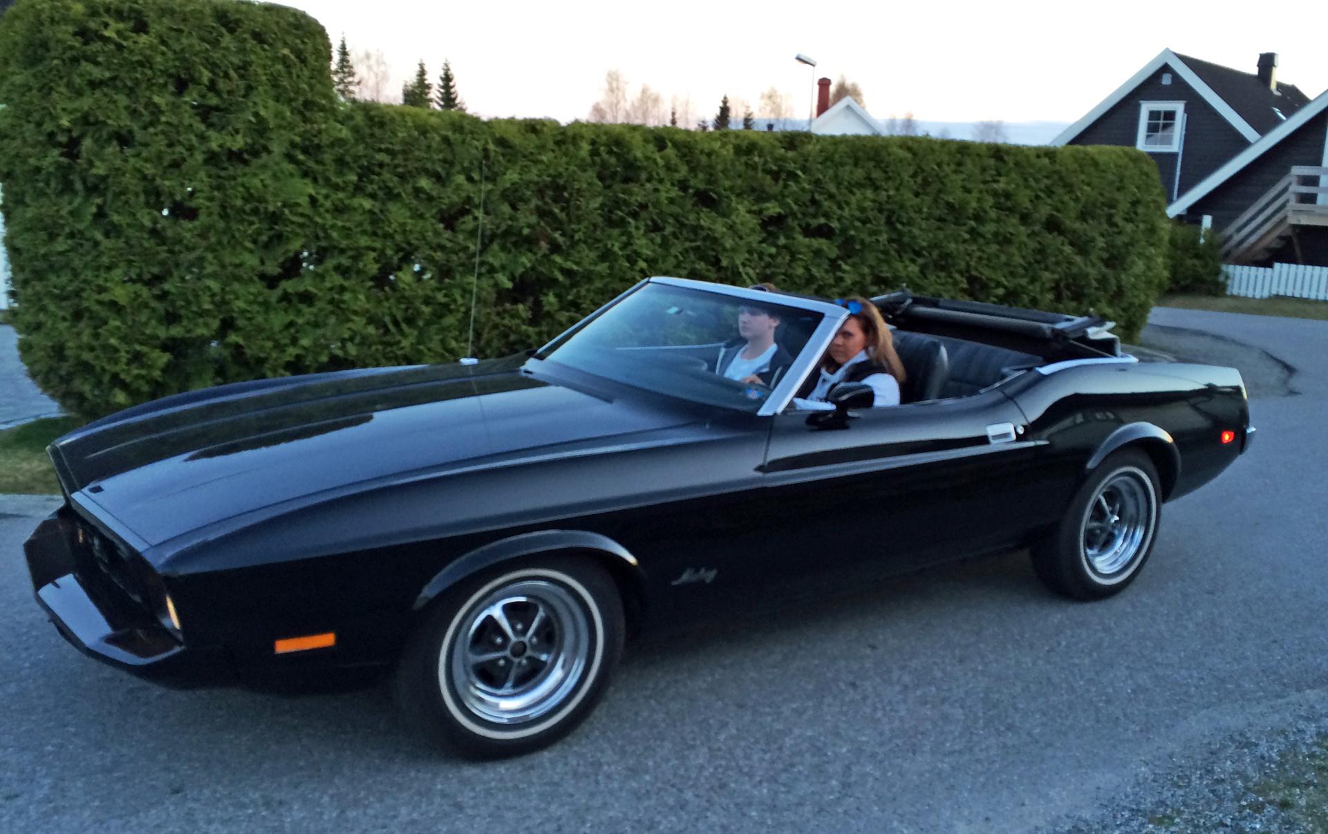 146-1973 Ford Mustang convertible 01. Eier- medlem