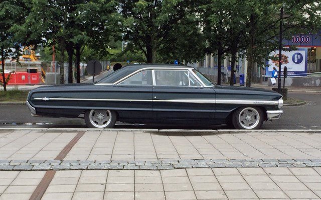 177-1964 Ford Galaxie XL 01. Eiere- medlem 177 Nin