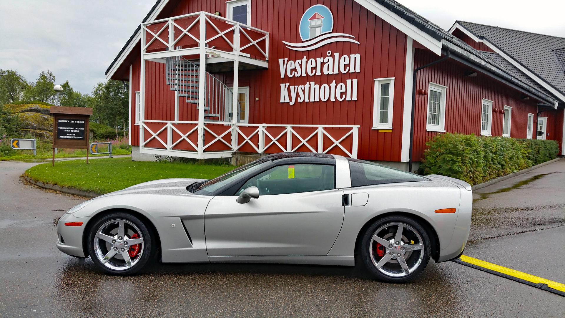 201-2005 Chevrolet Corvette 01. Eier- medlem 201 R