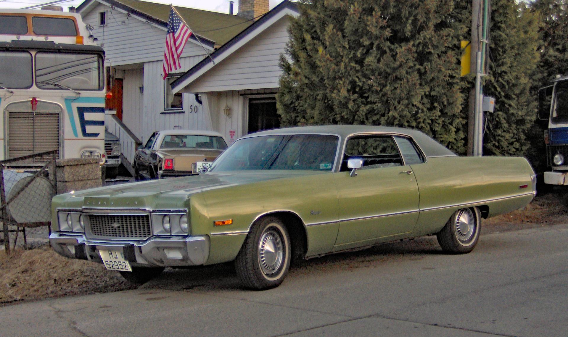237-1973 Chrysler Newport 01. Eier- medlem 237 May