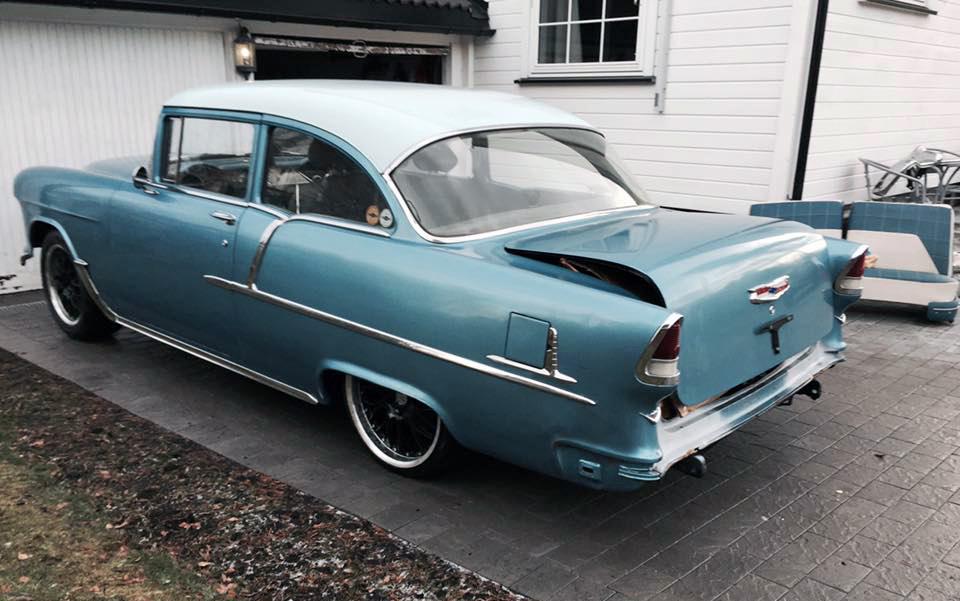 243-1955 Chevrolet 210 01. Eier- medlem 243 Runar