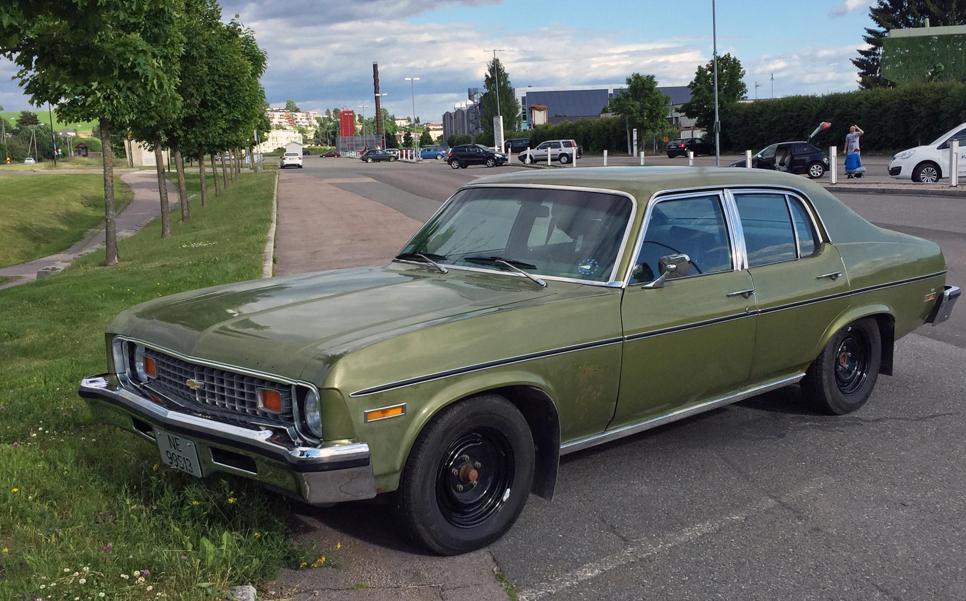 246-1973 Chevrolet Nova 4d Custom 01. Eier- medlem
