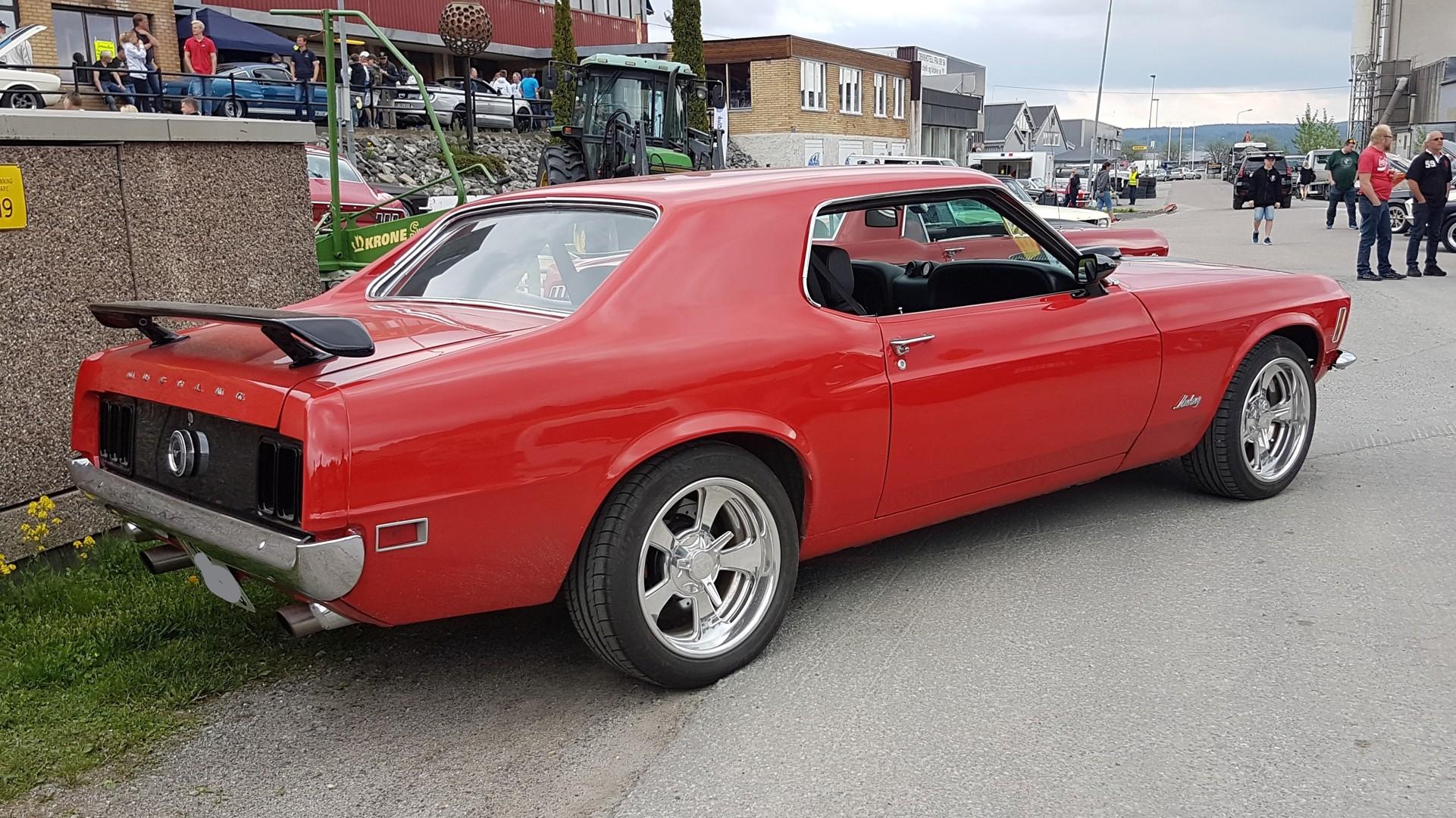 269-1970 Ford Mustang Hardtop 02. Eier- medlem 269
