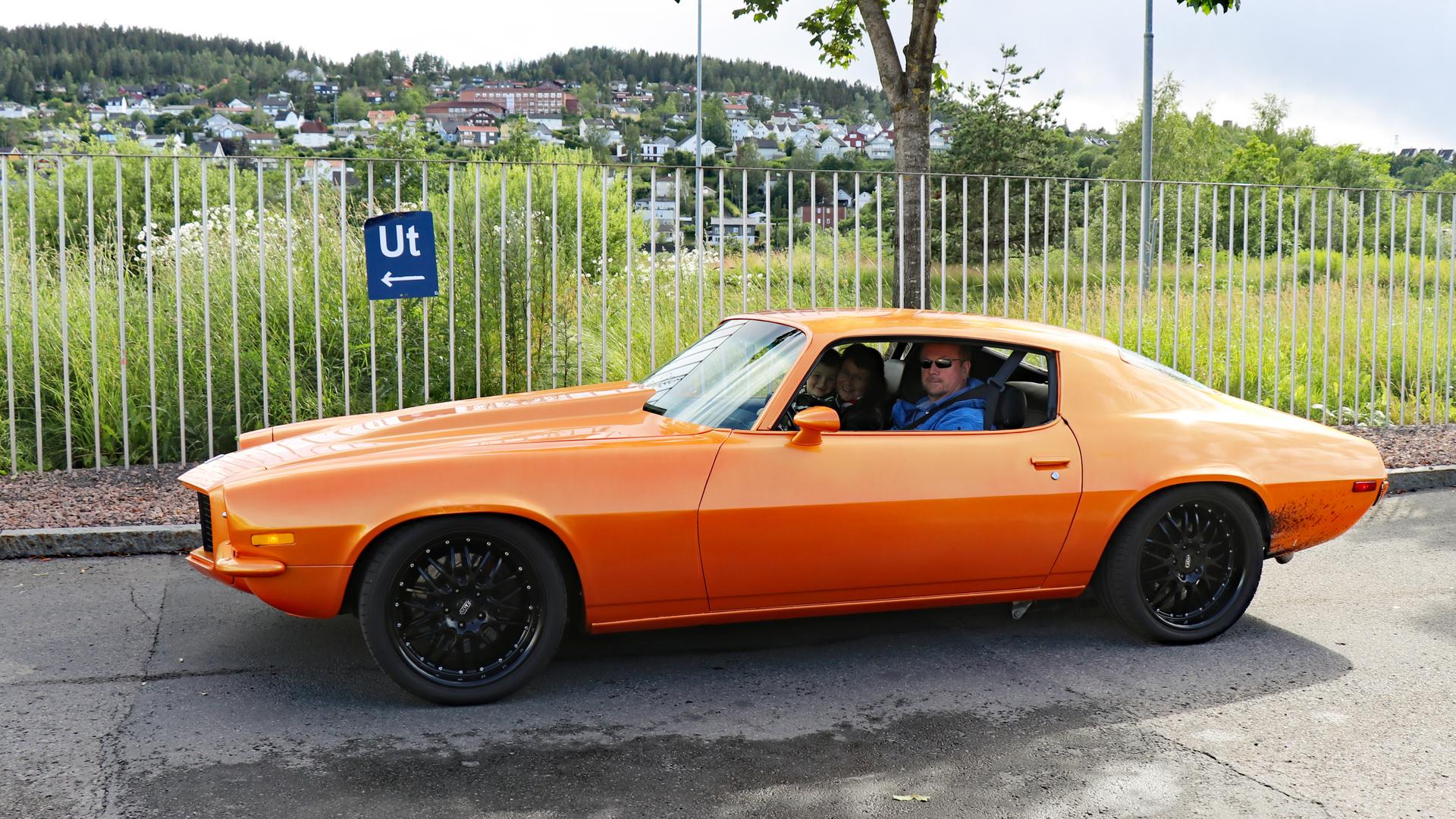 050-1970 Chevrolet Camaro 01. Eiere- medlem Randi
