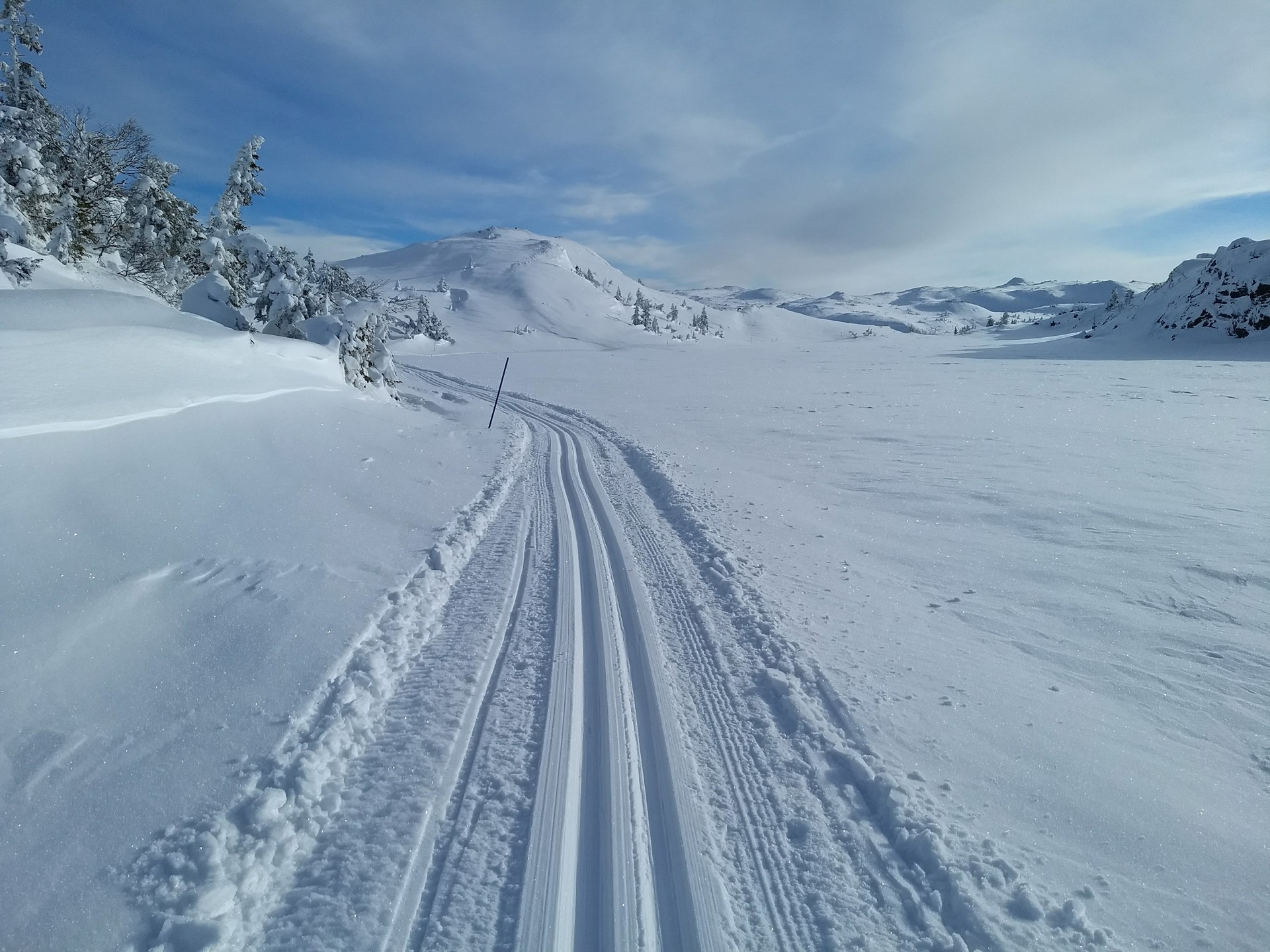 Blåfjellrunden-Ormevann-Sydover