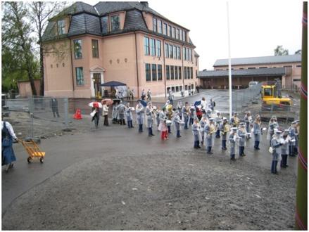 17.mai 2008 på Høybråten