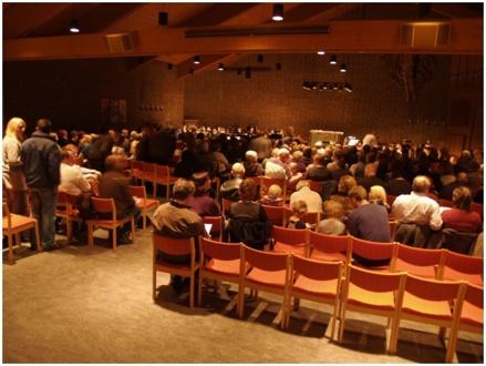 Høstkonsert 15.november 2008