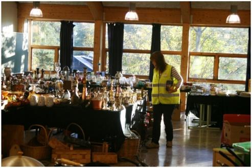 Loppemarked høsten 2011