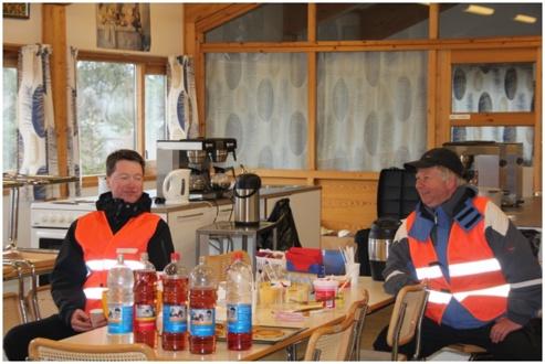 Loppemarked våren 2012