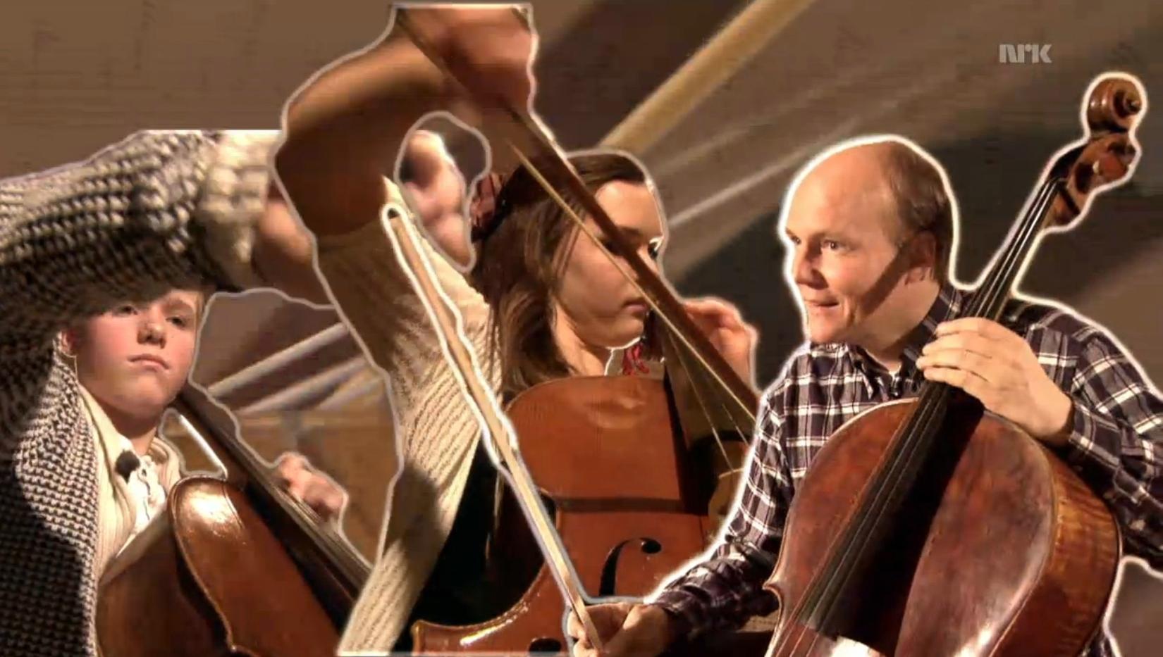 Se NRK Meisterklasse med Truls, Sandra og Brage