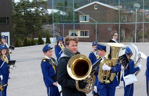1. mai 2013 på Høybråten