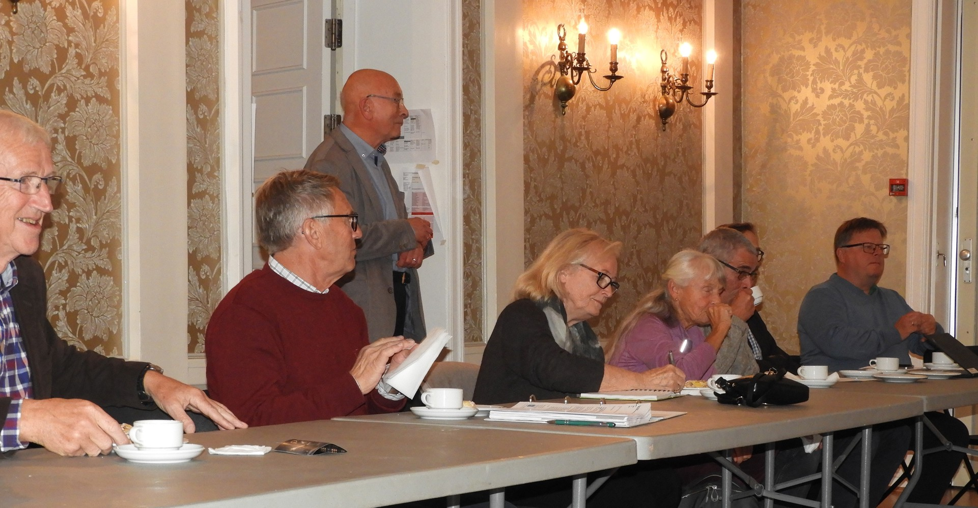 Bærum Velforbund møte 17.10.2018. Foto Paal Alme (