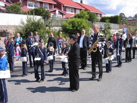 Stevne på Bjørndal, 7. juni 2009