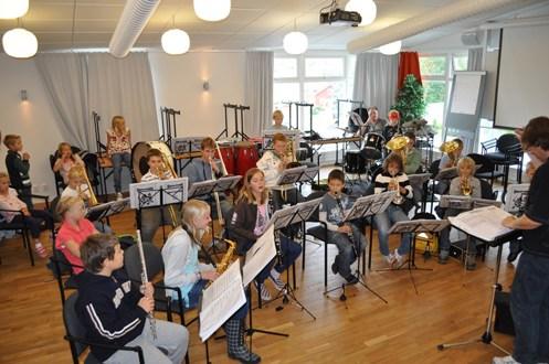 Korpsseminar på Daftø 12.-14.september 2010.