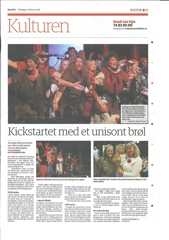 Ærta Bærta 2018 omtale Bladet 13.2.2018.jpg